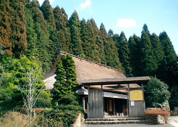 おすすめ散策コース 旧三宅家,日本大正村