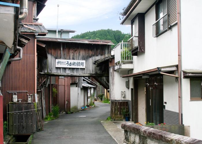 おすすめ散策コース うかれ横町,日本大正村