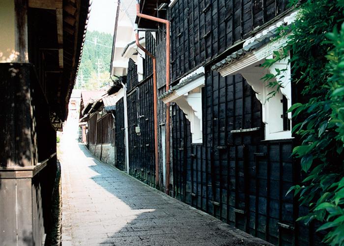 史跡・歴史探訪コース 大正路地,日本大正村