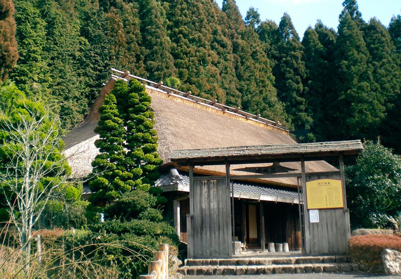 日本大正村のみどころ 旧三宅家,日本大正村