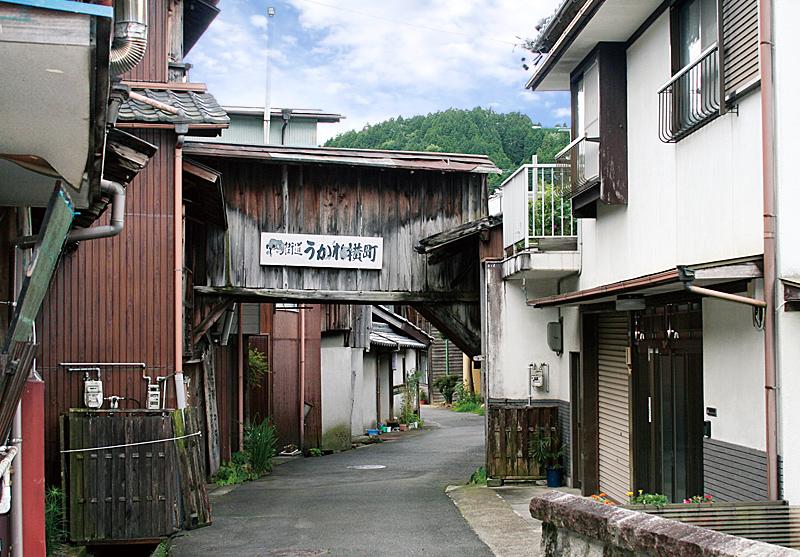 日本大正村のみどころ うかれ横丁,日本大正村