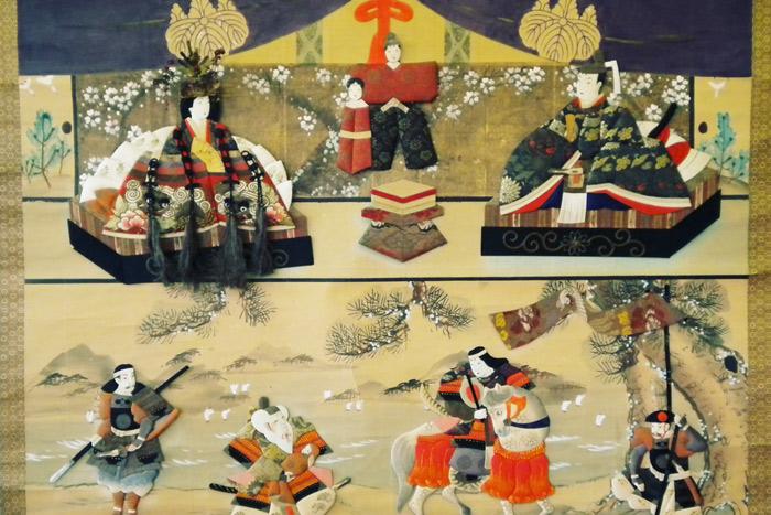 イベント 3~4月土びな祭,日本大正村