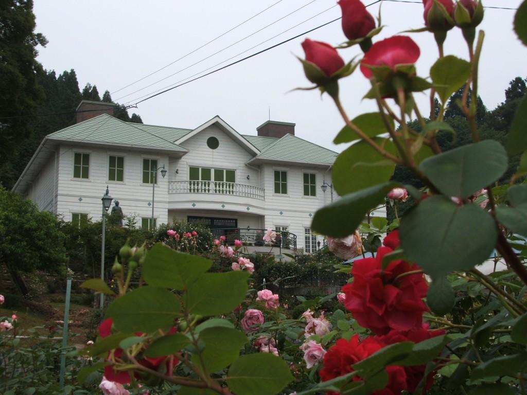 バラとロマン館